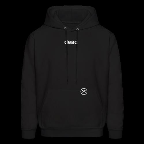 dead COLORED - Men's Hoodie