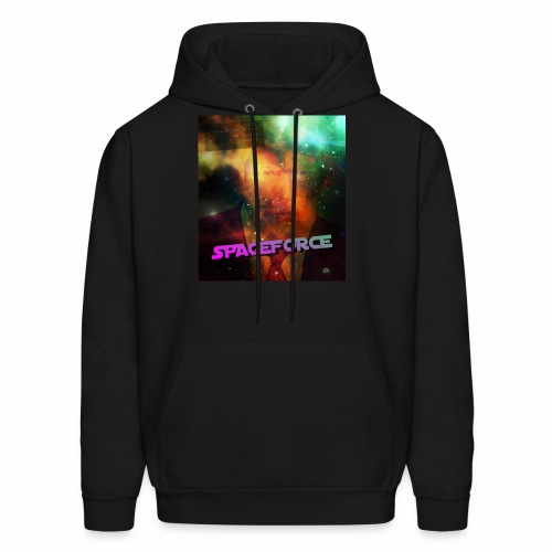 Donald Trump SpaceForce - Men's Hoodie