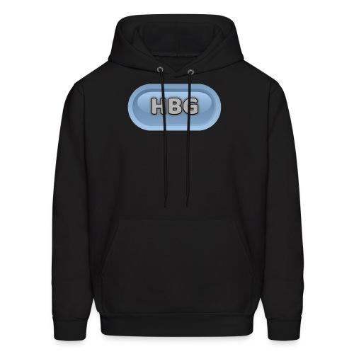 HBG CIRCLE DESIGN - Men's Hoodie