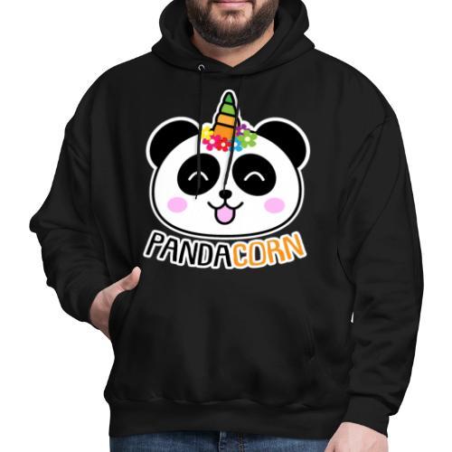 Pandacorn Panda Unicorn Tshirt - Men's Hoodie