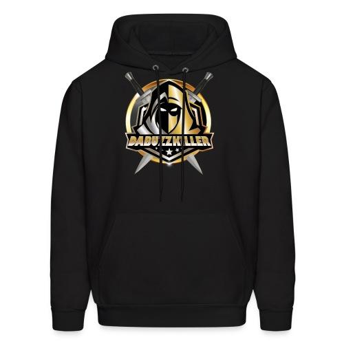 dabuzzkiller logo tshirt - Men's Hoodie