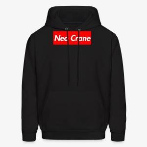 Neo Crane Box Logo - Men's Hoodie