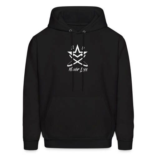 B U Never Less - Men's Hoodie