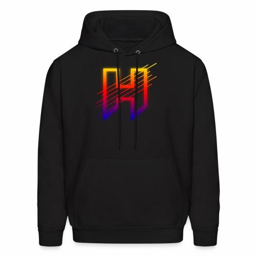 Hazaard Neon Logo - Men's Hoodie