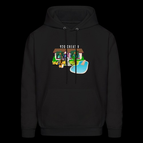 920 Collectiv HOUSE design - Men's Hoodie