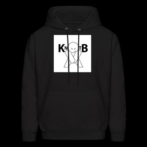 KickNtheBalls Logo - Men's Hoodie