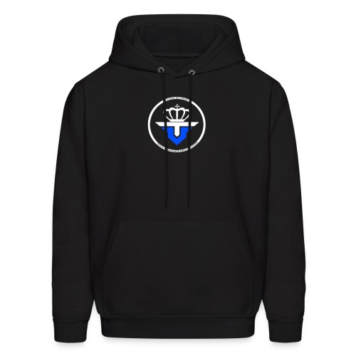 Team Dominance Org Logo - Men's Hoodie