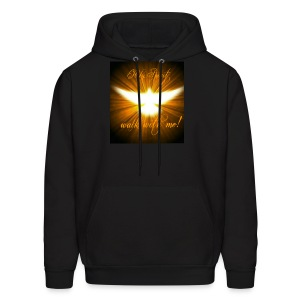 Holy Spirit walk with me! - Men's Hoodie