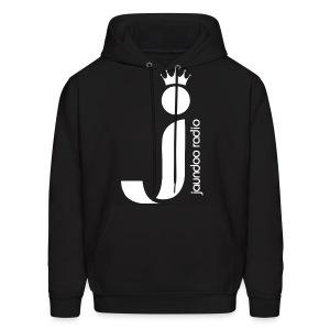 JAUNDOO RADIO LOGO - Men's Hoodie