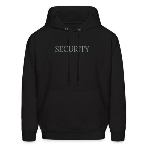Security 11 - Men's Hoodie