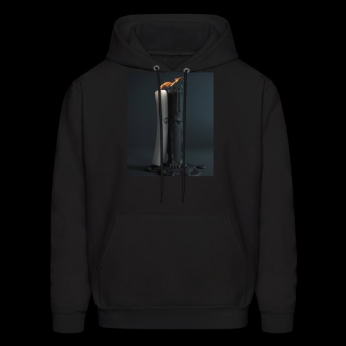 Candle Kiss - Men's Hoodie