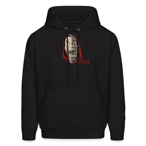 FOR LOVERS OF THE CASA DEL PAPEL - Men's Hoodie