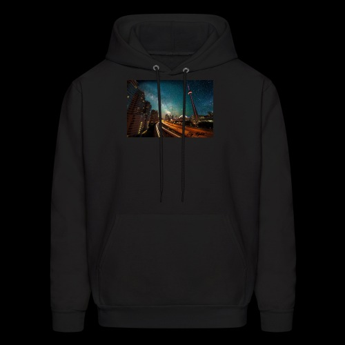 City Nights - Men's Hoodie