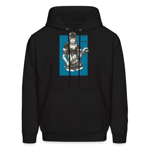 Looking for a Plumber Engineer T shirt - Men's Hoodie
