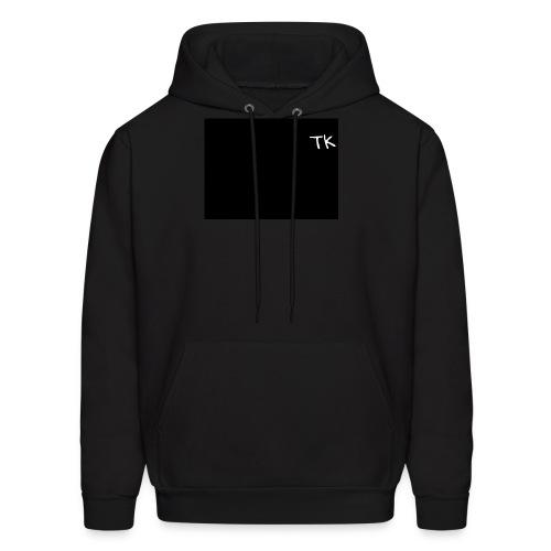 Thom Kenobi hoodies TK initials gloria hallelujah - Men's Hoodie