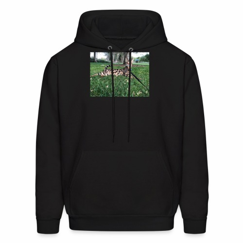 Ace at the park - Men's Hoodie