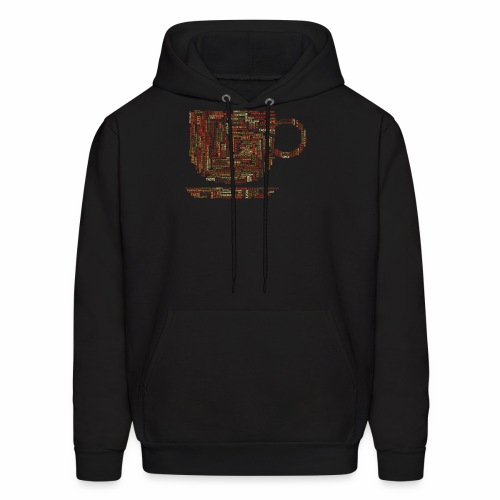 Cup of coffe - Men's Hoodie