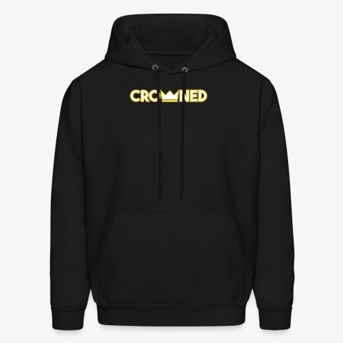 CROWNED shirt - Men's Hoodie