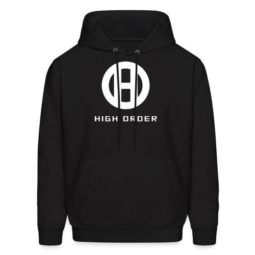 HIGH ORDER CLASSIC WHITE - Men's Hoodie