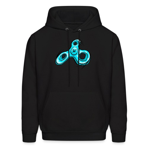 Willow Clothing Fidget Spinner - Men's Hoodie