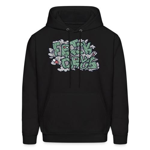 FRICK DRUGS! - Men's Hoodie