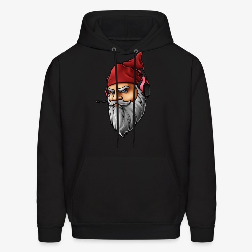 Gnome logo *face only* - Men's Hoodie