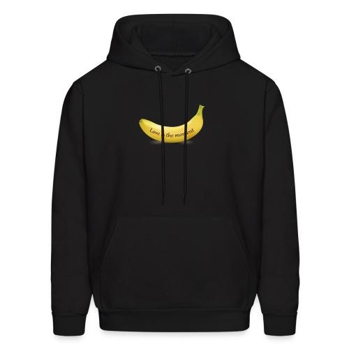 Love is the moment banana - Men's Hoodie