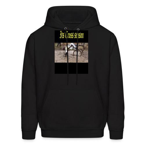 its cross season - Men's Hoodie