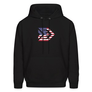 USA - Men's Hoodie