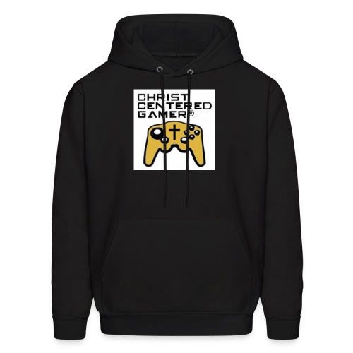 Christian Centered Gamer - Men's Hoodie