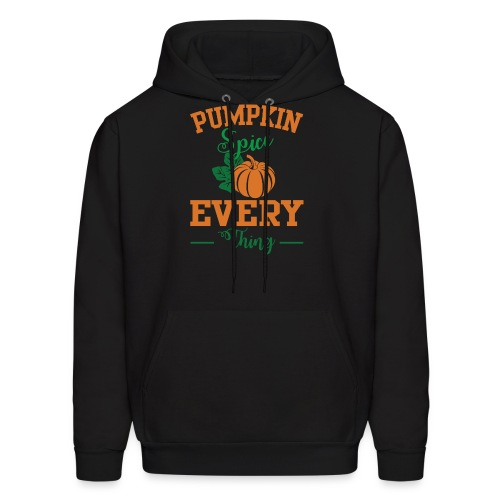 Pumpkin for halloween - Men's Hoodie