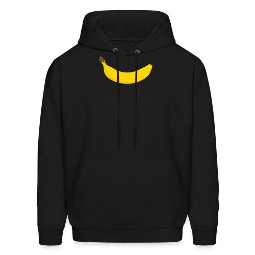 Simple Banana - Men's Hoodie