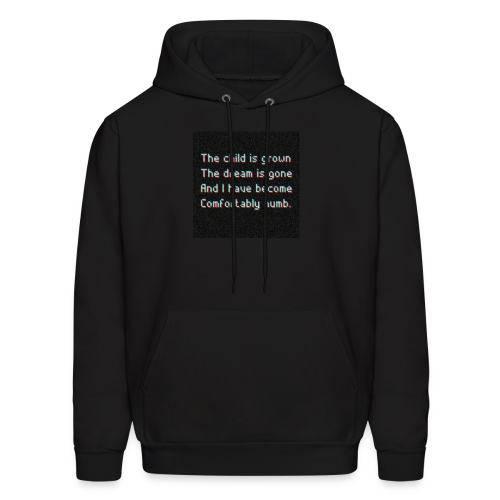 ELIAAZZ - comforably numb - Men's Hoodie