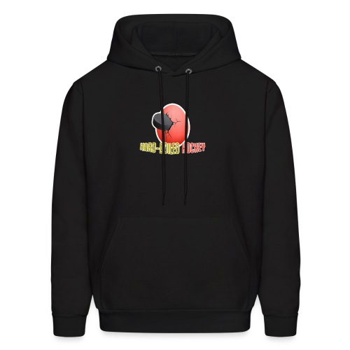 Hard-Boiled Hockey Official Design - Men's Hoodie