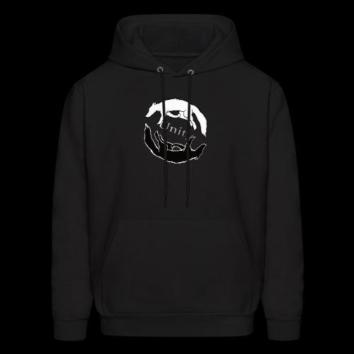 Wolf Circle - Men's Hoodie