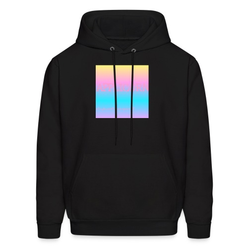 Colorful applicorn shirts - Men's Hoodie