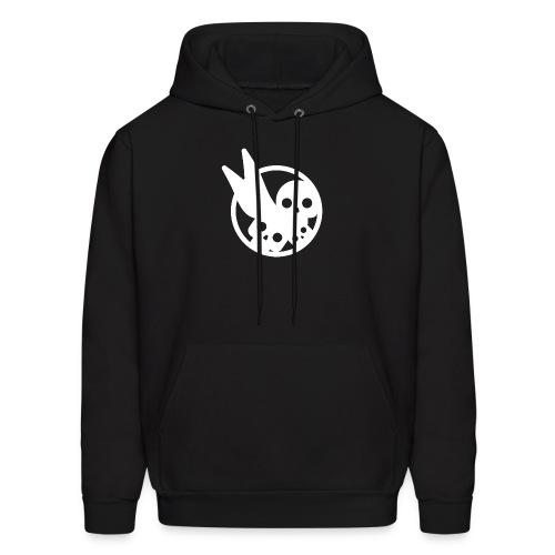 the exiloty logo - Men's Hoodie