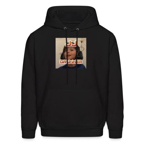 JJ Drummer Merch Clothing - Men's Hoodie