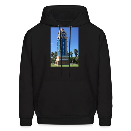 Welcome to St. Petersburg tee - Men's Hoodie