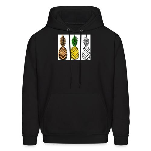 Pineapple - Men's Hoodie