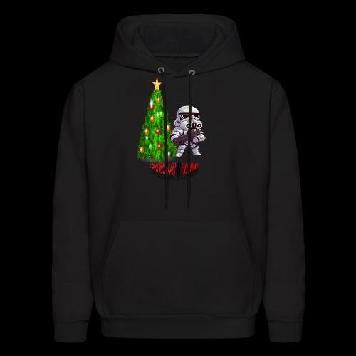 StarWars #ChristmasIsComing - Men's Hoodie
