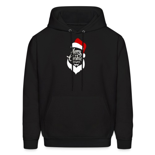 Merry Christmas Tee - Men's Hoodie