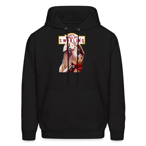 Lets Call It Swirling - Men's Hoodie