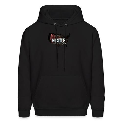 Hustle_City_USA - Men's Hoodie