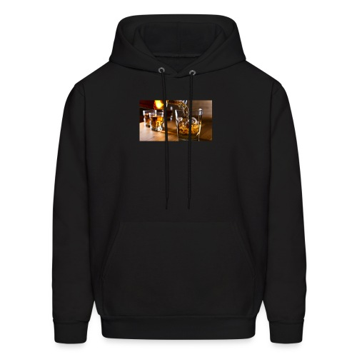 whiskey internal - Men's Hoodie