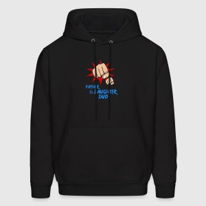 Father Daughter Duo Daddy - Men's Hoodie