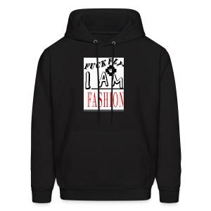 I Am Fashion - Men's Hoodie
