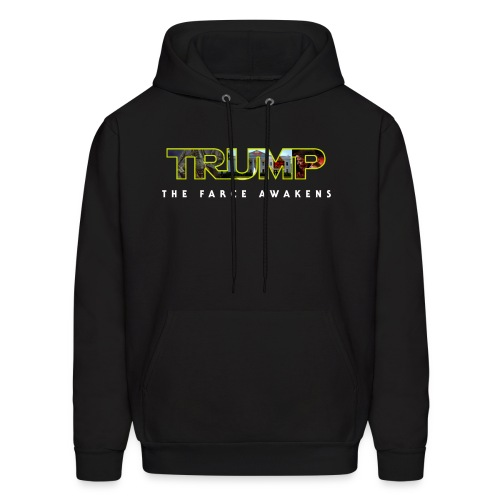 Trump: The Farce Awakens - Men's Hoodie