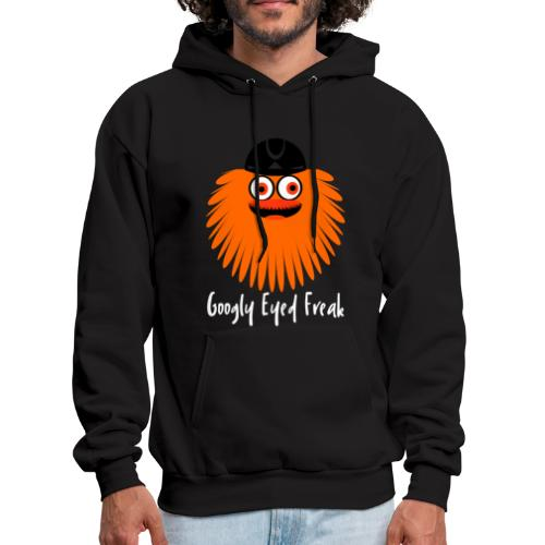 Googly Eyed Freak - Men's Hoodie