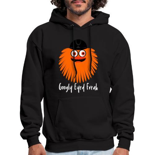 Googly Eyed Freak - Men's Hoodie